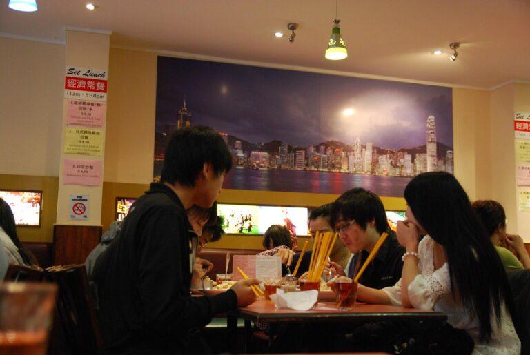 The Chinese Restaurant Tsim Sha Tsui Bringing Real Taste!