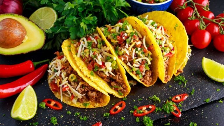 Types Of Tacos: Delicious And Affordable Way To Make Every Bite Taste Exquisite!